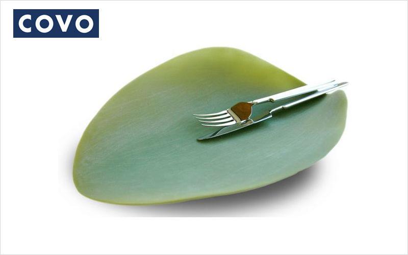 Covo Plato de postre Presenta-platos Vajilla  |