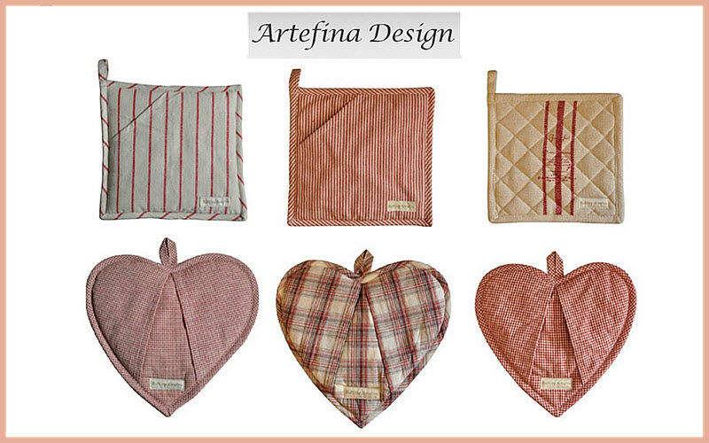 Artefina Design Manopla Textil Cocina Accesorios  |