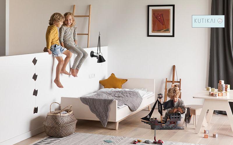 KUTIKAI Habitación niño 4-10 años Dormitorio infantil El mundo del niño   |
