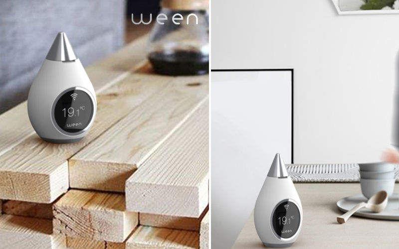 WEEN Termostato conectada Sistemas domóticos Automatización doméstica  |
