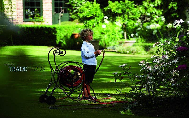 TradeWinds Enrollador de tubo de riego Riego Jardín Diverso   
