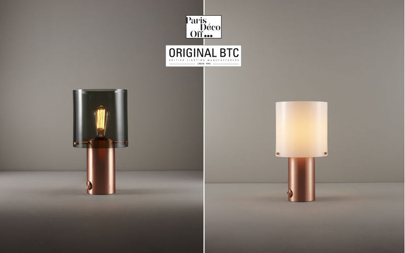 Original Btc Lámpara de sobremesa Lámparas Iluminación Interior  |