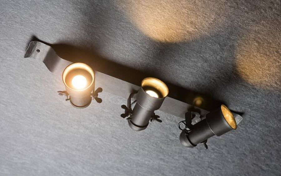 ROBERS Raíl de focos Puntos de luz Iluminación Interior  |