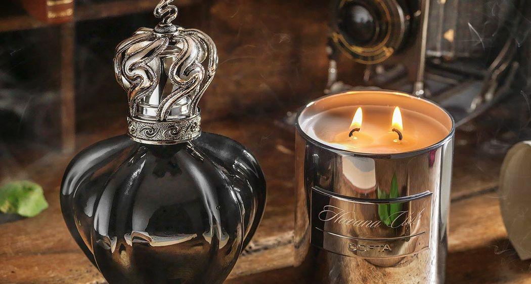 DOFTA Lámpara aromática Aromas Flores y Fragancias  |