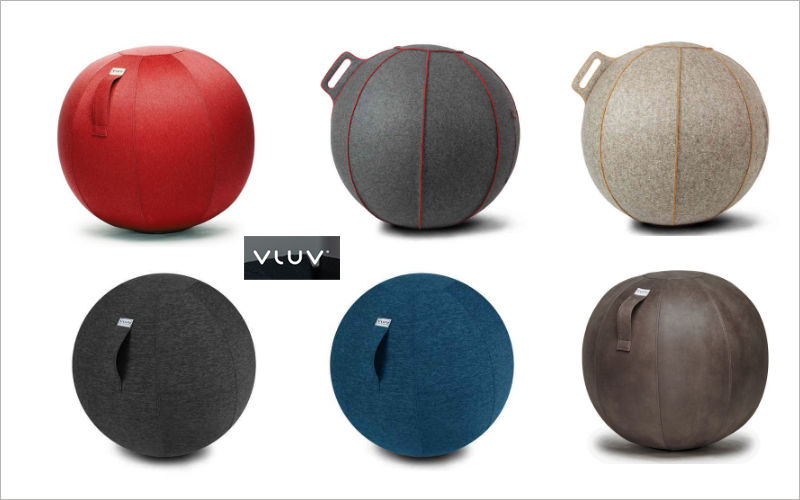 VLUV Pouff para niño Sillas para niño El mundo del niño  |