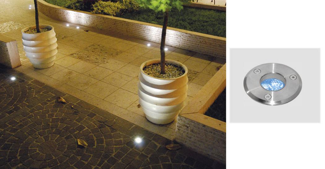 ALITTEX Luz para empotrar en el suelo Puntos de luz Iluminación Interior  |
