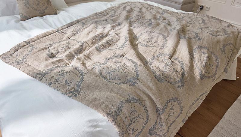 LOBERON Colcha Coberturas de cama Ropa de Casa  |