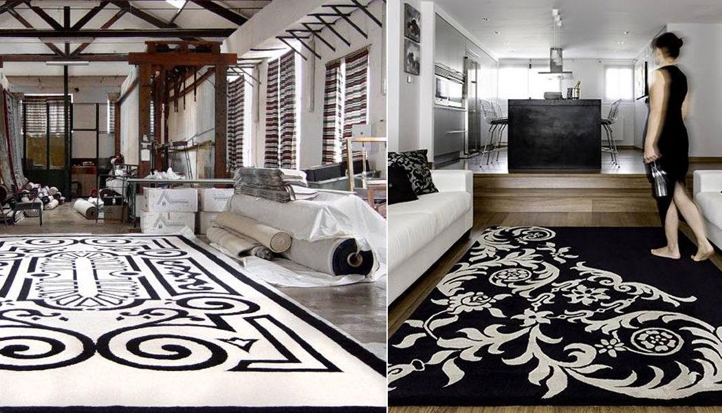 Alpujarreña Alfombra contemporánea Alfombras contemporáneas Alfombras Tapices Comedor | Design Contemporáneo