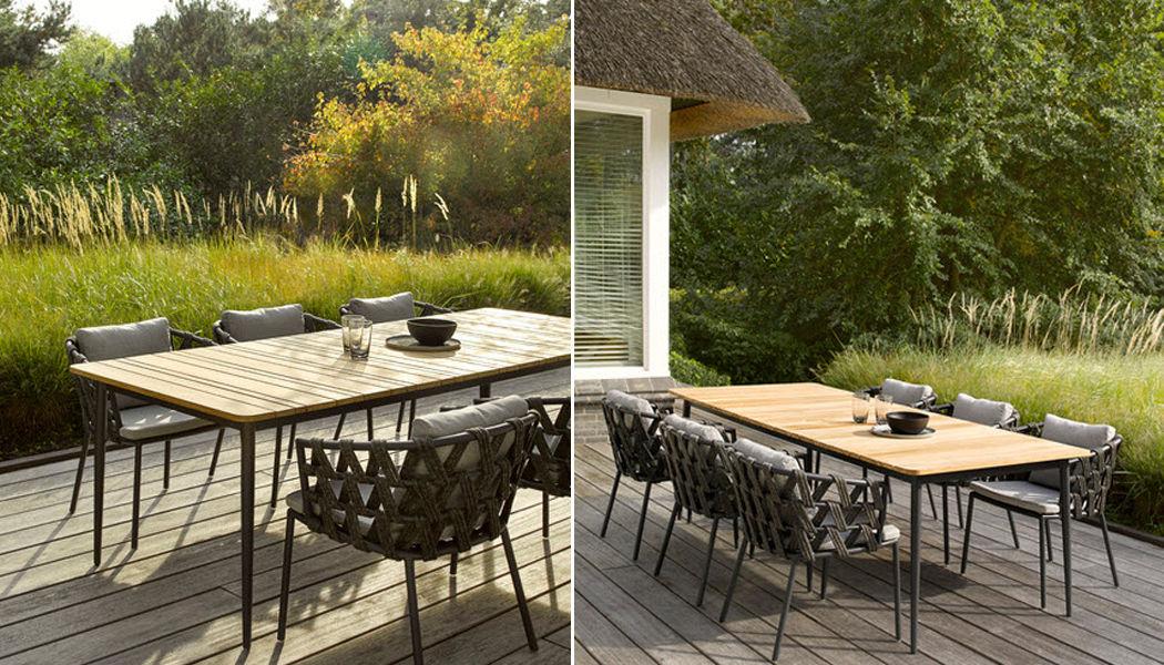Vincent Sheppard Mesa de jardín Mesas de jardín Jardín Mobiliario Jardín-Piscina | Design Contemporáneo