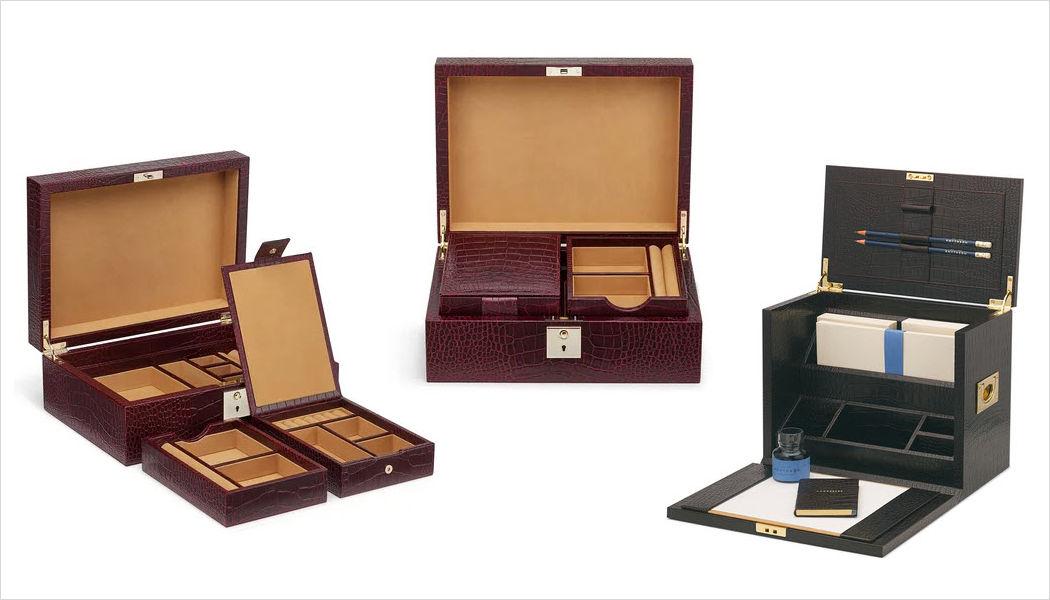 Smythson Caja para correspondencia Papelería Papelería - Accesorios de oficina  |