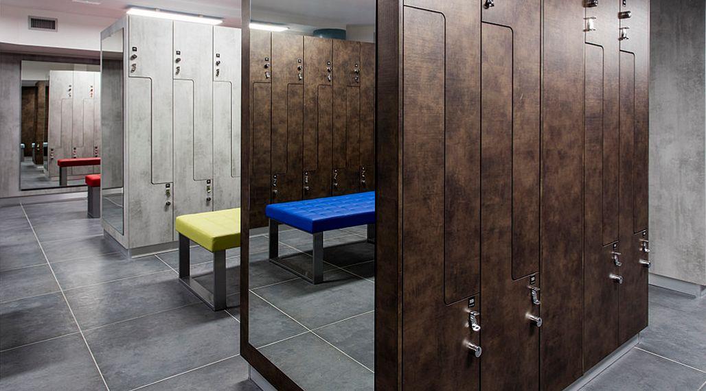 GEKIPS Deportes de vestuario Armarios y almacenamiento Despacho  |