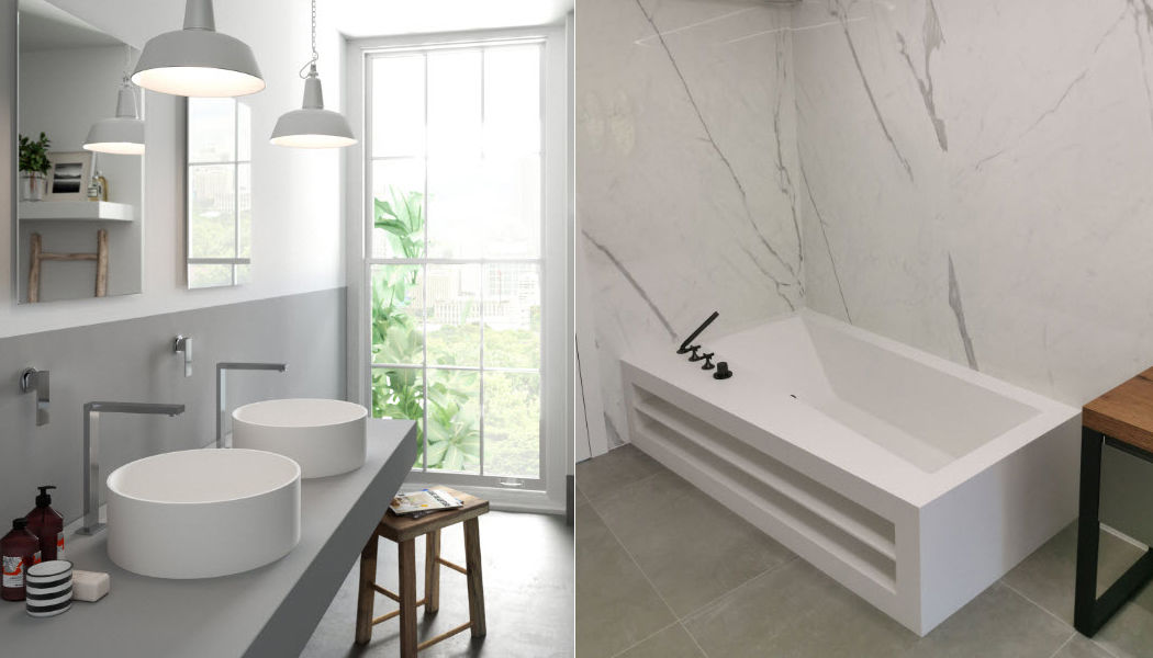 ADJ Bañera exenta Bañeras Baño Sanitarios  |