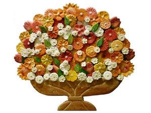 ART UNIC - fleurs - Decoraci�n De Pared