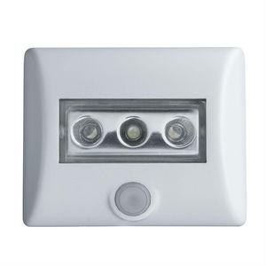 Osram - nightlux - applique d'extérieur led blanc avec dé - Aplique De Exterior