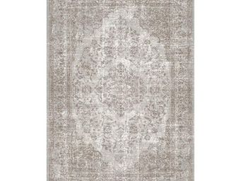 WHITE LABEL - tapis sable 240 x 170 cm - oriental - l 240 x l 17 - Alfombra Contemporánea
