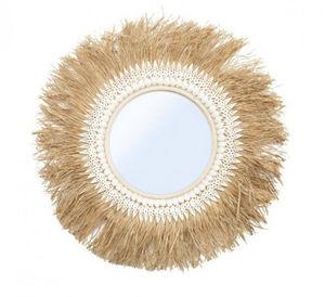 ROTIN ET OSIER - ginger mirror - Espejo