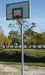 Area Canasta de baloncesto