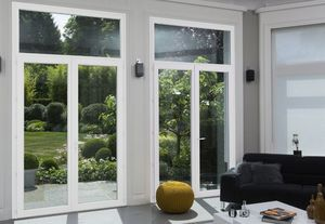 Franciaflex Puerta-ventana 2 batientes