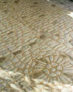 Marbella Tadelakt Et Mosaiques Suelo empedrado