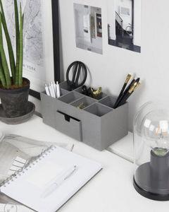 Organizador de escritorio-Bigso Box Of Sweden-Vendela