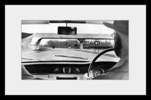 PHOTOBAY - driving on the m1 motorway - Fotografía