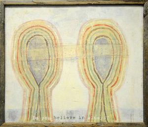 Sugarboo Designs - art print - do you believe - Cuadro Decorativo