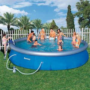 Bestway - piscine autoportante bestway- 549 x 107 cm - Piscina Autosustentadora