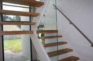 Concept 3000 -  - Escalera Con Tramo Curvo