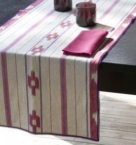 A CASA BIANCA - bassano cherry - Mantel Para Dos