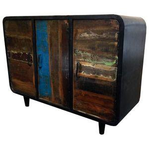 Mathi Design - meuble de rangement danish - Aparador Bajo