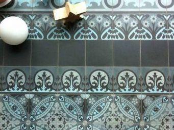 Antiek-Bouw -  - Baldosa De Cemento