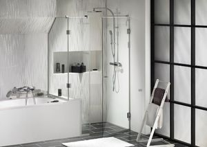 GLASSOLUTIONS France - timeless - Pared De Ducha