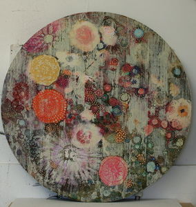 VALÉRIE BEAUMONT -  - Panel Decorativo