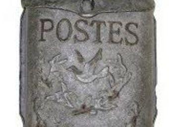 Antic Line Creations - boite à lettre déco postes - Buzón