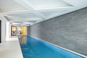 GUNCAST SWIMMING POOLS - bassin de nage - Piscina De Interior