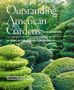 Abrams - outstanding american gardens - Libro De Jardin