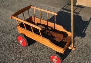 ARCADE DE BROCANTE D ORCY -  - Carro Para Juguetes