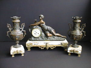 Antiquités Trouvailles -  - Adorno De Chimenea