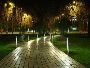 ALDABRA - cut - Lampara De Jardin