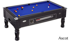 Academy Billiard - ascot pool table - Billar Americano
