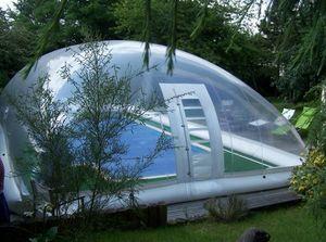 Abri piscine POOLABRI - aero - Cubierta De Piscin Hinchable