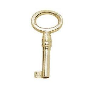 FERRURES ET PATINES - clef pour serrure  3319-87 - Llave De Mueble