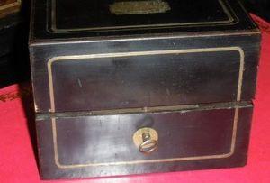 Art & Antiques - coffret à senteurs du xixe - Estuche Para Perfume