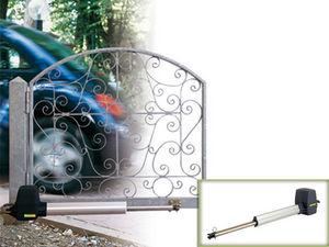 Wimove - pack motorisation pour portail battant limusone d8 - Portilla Automática