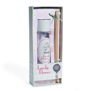 Maisons du monde - diffuseur lovely flower 100ml - Perfume De Interior