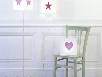 Voila Ma Maison -  - Lámpara De Pie Para Niños