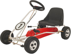 Kettler - kart ultra léger à pédales spa 90x58x55cm - Coche A Pedal