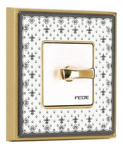 FEDE - vintage porcelain collection - Interruptor Rotativo