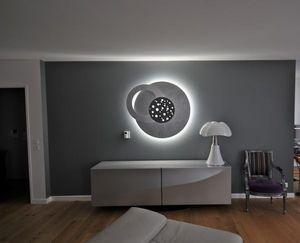 Clementine De La Tour - eclipse lumineuse - Escultura Luminosa