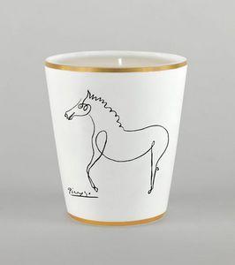 MARC DE LADOUCETTE PARIS - cheval - Vela Perfumada